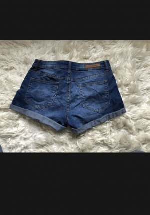 Amisu Shorts blu scuro