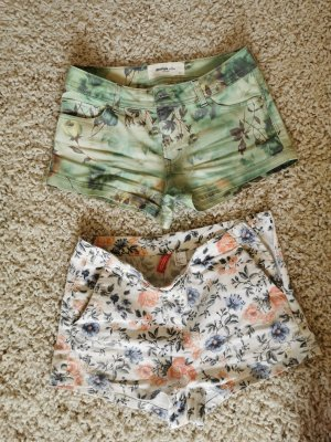 Hotpants Blumen
