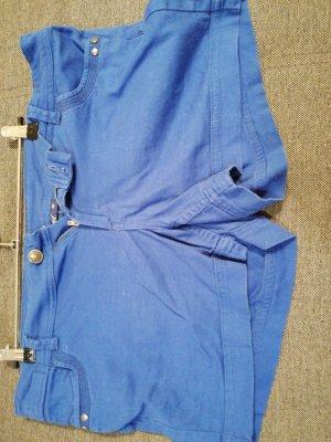 Kik Denim Shorts blue
