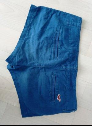 Krótkie szorty niebieski
