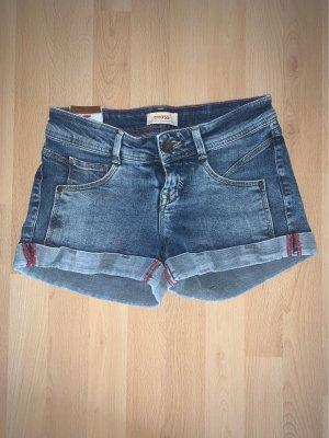 Cross Stretch Jeans blue