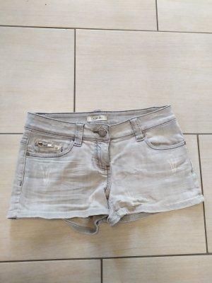 Hotpants Jeans Denim kurze Hose Gr. S