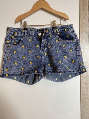 Hotpants mit Print