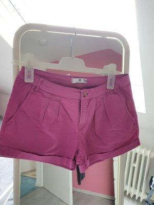 AJC Shorts pink cotton