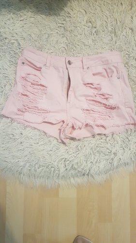 High-Waist-Shorts multicolored