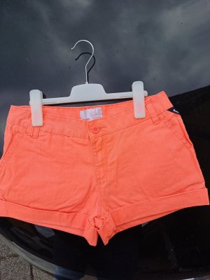 Bench Hot Pants neon orange