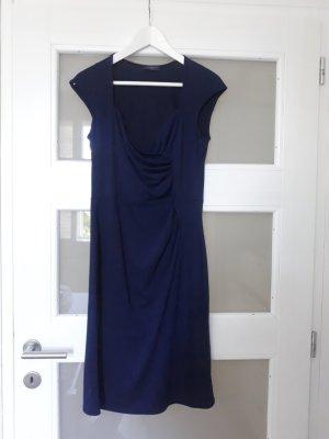 Hotsquash Stretch Dress blue