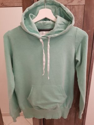 House Hooded Shirt turquoise