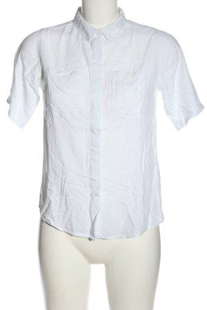 House Camisa de manga corta blanco estilo «business»