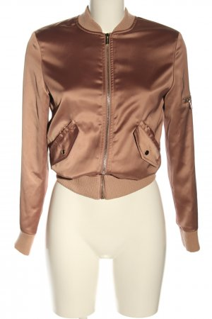 House of CB Blouson nude casual look