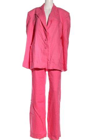 House of CB Hosenanzug pink Business-Look