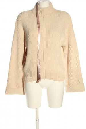 House of CB Strickpullover nude Casual-Look