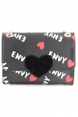 House of Envy Schultertasche schwarz Street-Fashion-Look