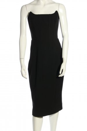 House of London Corsagenkleid schwarz Casual-Look