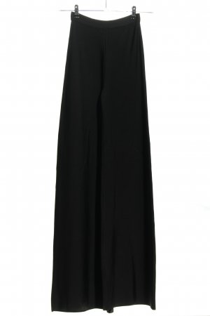 House of London Jersey Pants black elegant
