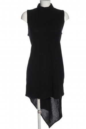 House of Sunny Long Cardigan black casual look