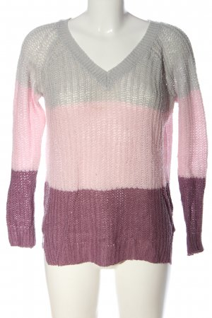 House V-Ausschnitt-Pullover