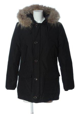 HOX Winterjacke schwarz Casual-Look