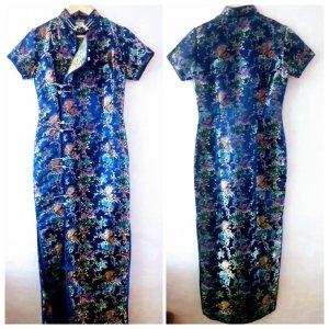 HSH Ołówkowa sukienka niebieski