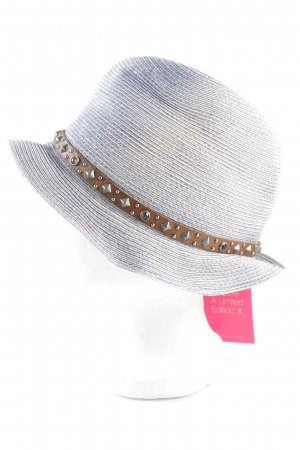 Htc Sun Hat light grey casual look