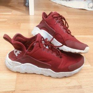 Huarache Nike dunkelrot