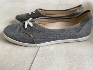 Hub Slingback Ballerinas grey