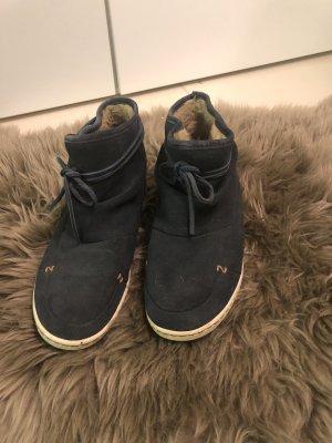 Hub footwear Snow Boots dark blue