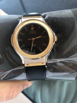 Hublot Zegarek automatyczny czarny-złoto