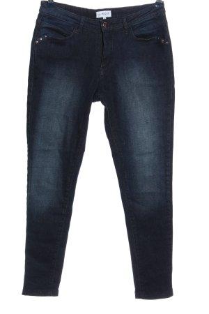 Hucke Jeans slim fit blu stile casual