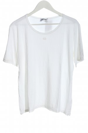 Hucke T-Shirt white casual look