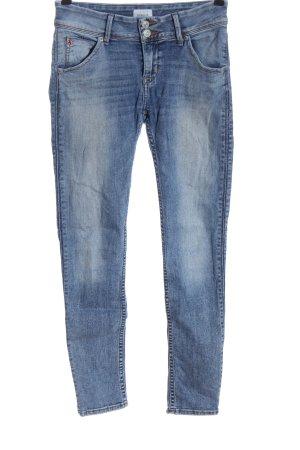 Hudson Jeans a sigaretta blu stile casual