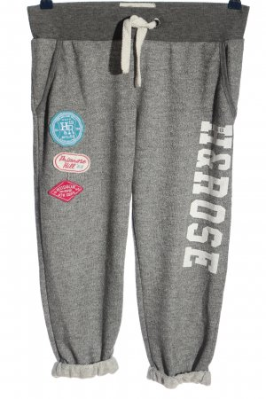 Hudson & Rose Trackies light grey-white flecked casual look