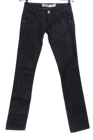 Hudson Jeans slim fit blu stile casual