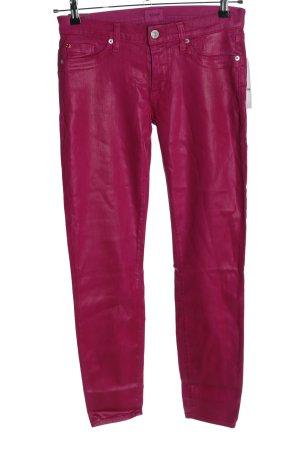 Hudson Jeans elasticizzati rosa stile casual