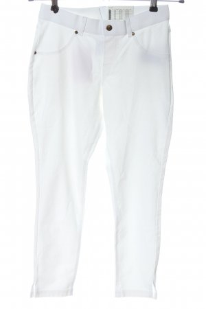 Hue Jeggings white casual look