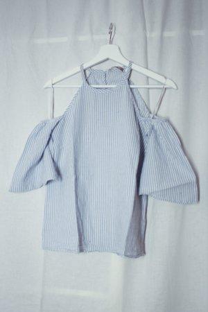 hübsch Orsay Bluse, schulterfrei