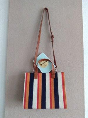 hübsche Canvas Tasche, Tragetasche, Umhängetasche
