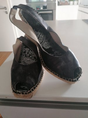 Hübsche Espandrills Sandalen