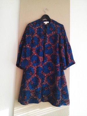 H&M Lang jack paars-blauw Polyester