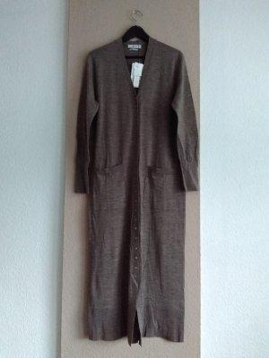 hübsche Long-Strickjacke aus 100% Wolle, Limited Edition, Grösse M, neu