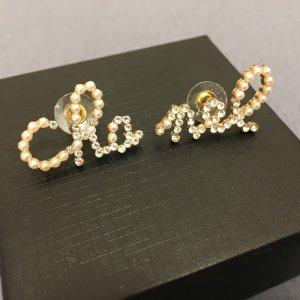 hübsche Ohrstecker Chanel