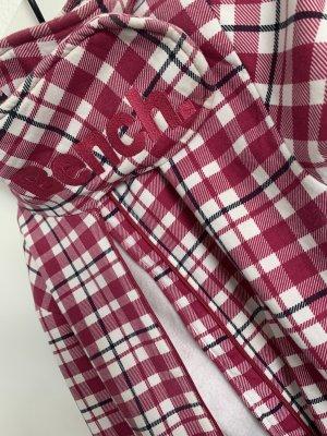 Bench Fleece Jackets white-pink