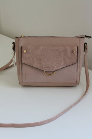 Hübsche rosa Umhänge-Tasche