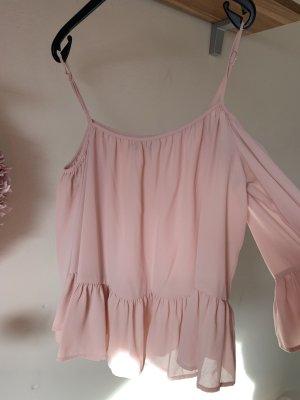 Hübsche schulterfreie Bluse von H&M