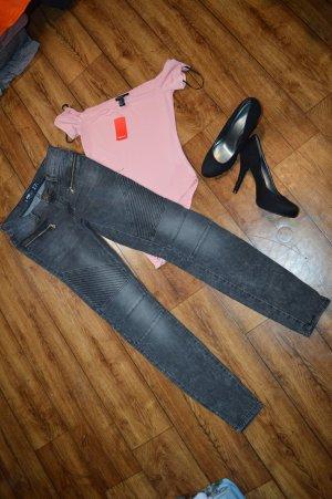 Hübsche Skinny Jeans Gr. 36 von FB Sister