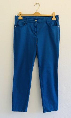 Hübsche Sommerhose in blau von Brax, Gr.44, Neuwertig!