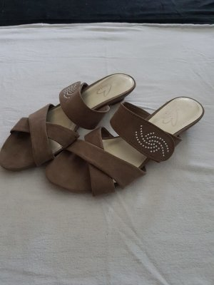Bonita Dianette Sandals grey brown