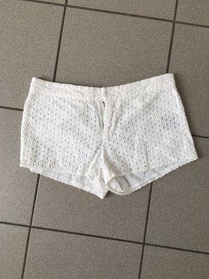 Quicksilver Hot Pants white