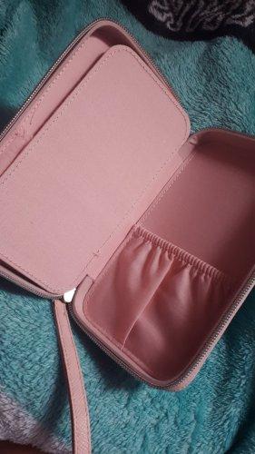 Enveloptas stoffig roze-lichtroze