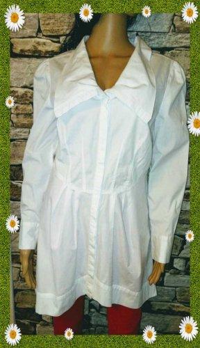 Hübsche weiße Bluse von BEST CONNECTION